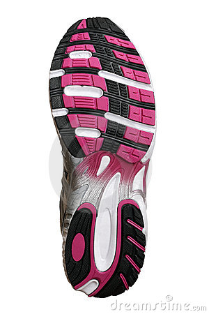 Sole of fashion sport shoes