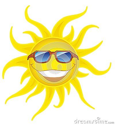 Giovedì 25 Febbraio Sole-sorridente-con-gli-occhiali-da-sole-thumb4527999