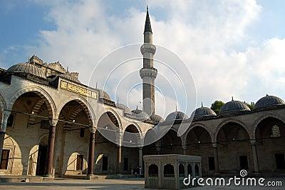 Soleymaniye Mosque 2
