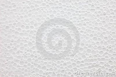Solid foam skin texture