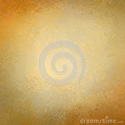 Free Solid Gold Background Paper With Vintage Grunge Texture Design Stock Photo - 44478170