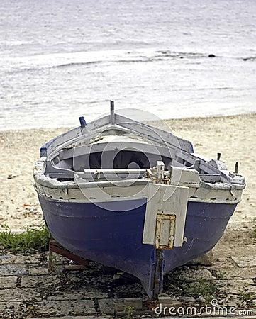 Solitare boat