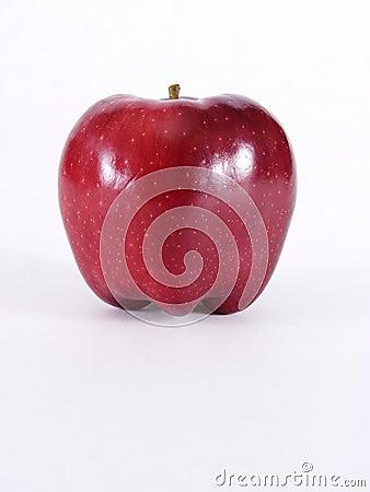 Solitary Apple
