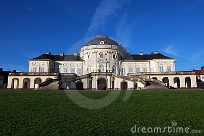 Solitude Castle In Stuttgart Royalty Free Stock Images - Image: 17510899