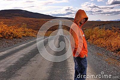 Solitude in Denali