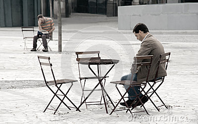 Solitude Editorial Photo