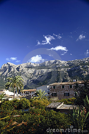 Soller Stadt, Majorca
