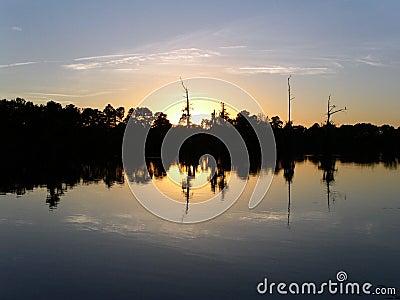 Solnedgångtid