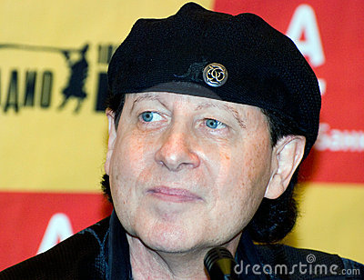 Soloist of Scorpions Klaus Meine Editorial Stock Photo
