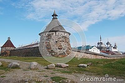 Solovetsky island