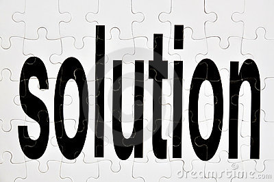 Solution Royalty Free Stock Photography - Image: 19151697