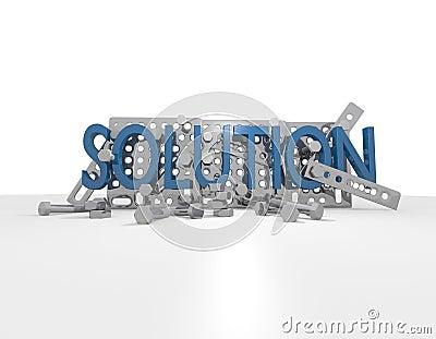 Solution  build construction kit