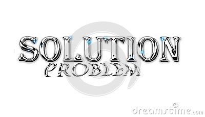 The solution of problems.
