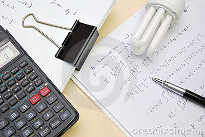 Solution to math equations