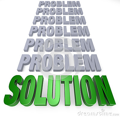 Solution to Problems