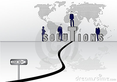 Solutions - concept