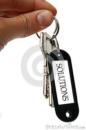 Solutions keys