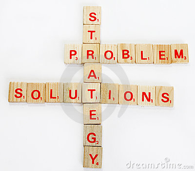 Solutions and strategy