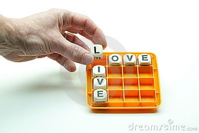 Solving Puzzle to Make the Words Live and Love