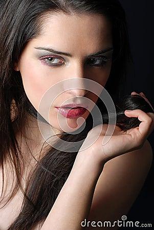 Sombreador de ojos