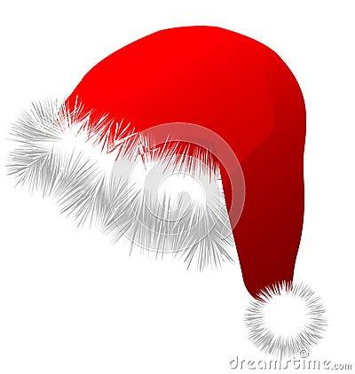 Sombrero de la Navidad (formato del AI disponible)