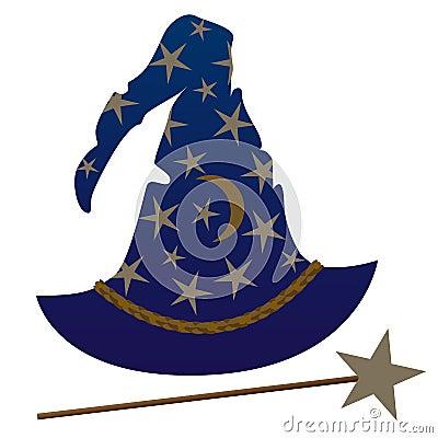 Sombrero del mago