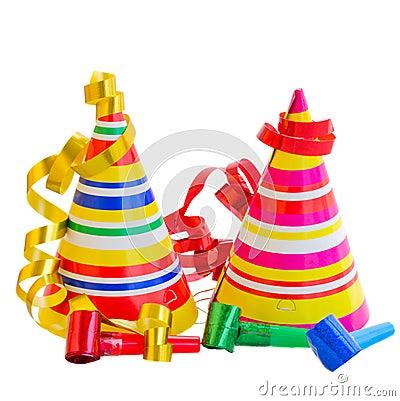 Sombreros y decoraciones para la fiesta de cumplea os - Decoracion de sombreros ...