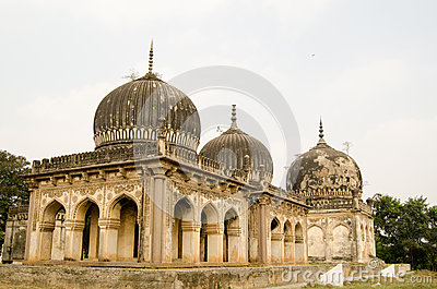 Qutub Shahi Tombs, Hyderabad