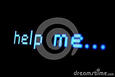 Someone, please...