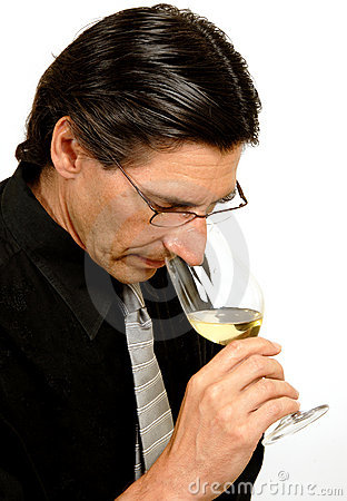 Free Sommelier (Wine Taster) Royalty Free Stock Images - 2835179