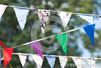 Sommer-Flagge