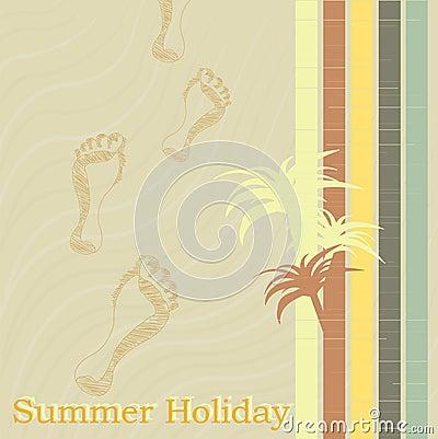 Sommerhintergrund