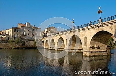 Sommieres bridge