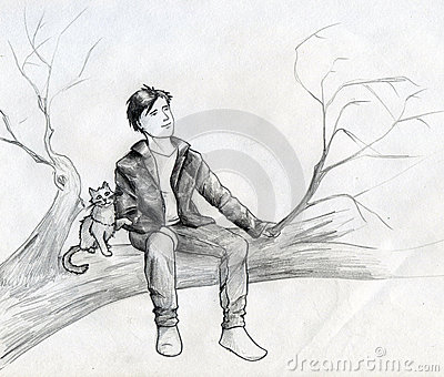 Sonhadores na árvore