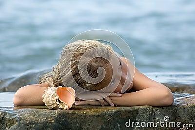 Sonhando a sereia