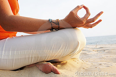 Sonnenaufgang-Meditation