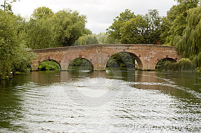 Sonning Bridge, Berkshire