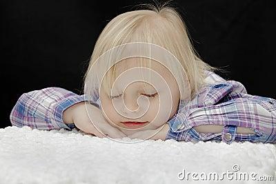 Sonno della neonata