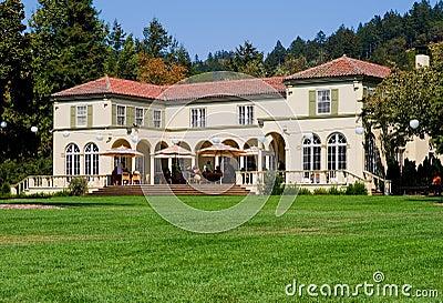 Sonoma Valley winery