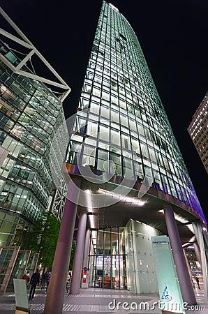 Sony Center in Berlin Editorial Image