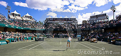 Sony Ericsson WTA Tour Family Cirlce Cup Apr 16 Editorial Stock Image