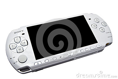 Sony Playstation Portable (PSP) Editorial Image