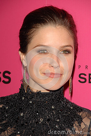 Sophia Bush Editorial Stock Photo
