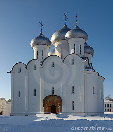 Sophia orthodox cathedral, Russia