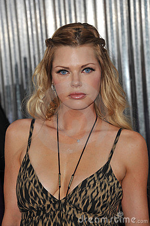 Sophie Monk Editorial Photo