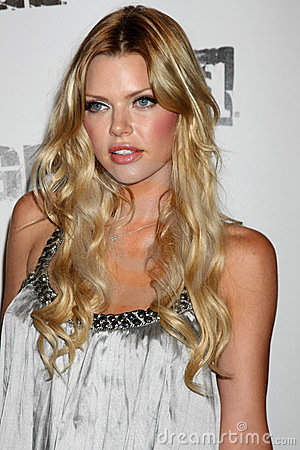 Sophie Monk, Rage Editorial Stock Image