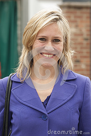 Sophie Raworth Editorial Photography