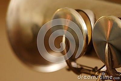 Soprano Sax bell