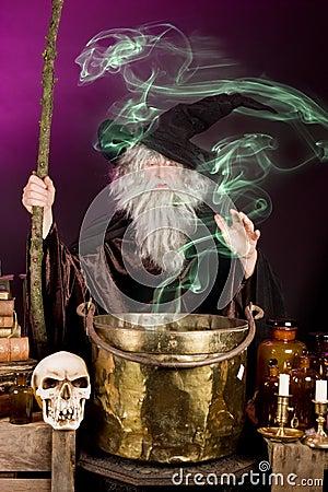 Sorcerer s ghost