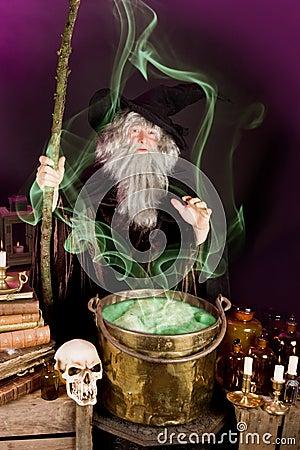 Sorcerer s soup
